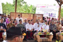 100 Ribu Hektare Disiapkan Untuk Prukades di Kalteng