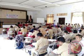 91 Guru MIPA SD Ikuti Olimpiade Guru Nasional Tingkat Lamandau