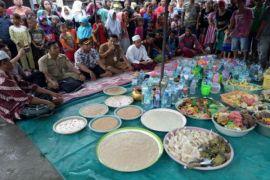 Nelayan Kotawaringin Timur Gelar Selamatan Kampung