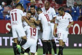 Kalah dari Leganes posisi Sevilla di Liga Europa terancam