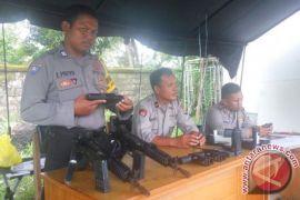 Ratusan Personel Polres dan Polda Siap Amankan Pilkada Palangka Raya