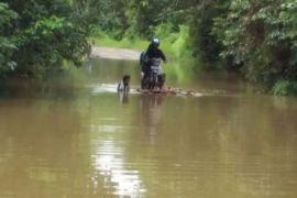 Kecamatan Teweh Timur Kembali Dilanda Banjir Bandang