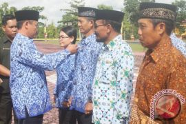 Pemkab Sukamara Bahas Penguasaan Teknologi di Peringatan HUT ke-46 KORPRI