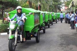 Pemkab Kotim Tambah Armada Pengangkut Sampah Sampit
