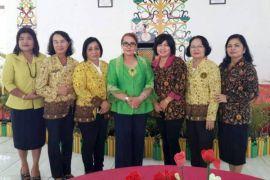 Istri Bupati Gumas Terpilih Kembali Jadi Ketua APSI
