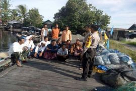 Polisi Imbau Nelayan Kotim tak Melaut