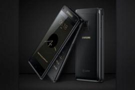 Samsung W2018 Resmi Diluncurkan
