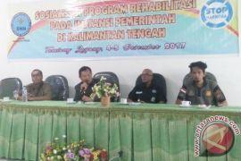 Pemkab Bartim Dukung Program Rehabilitasi BNNP Kalteng