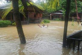 6 Kecamatan di Barut Masih Terendam Banjir