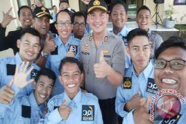 Polres Seruyan Jalin Kemitraan Dengan Jurnalis
