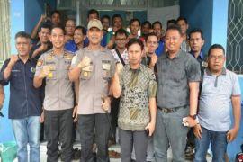 Kapolres Barito Utara Harapkan Sinergitas Dengan Wartawan