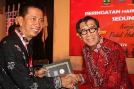 Barito Utara Terima Penghargaan Peduli HAM