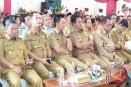 Gubernur Kalteng Serahkan DIPA Senilai Rp16,6 Triliun