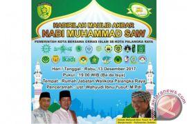 Peringati Maulid Nabi, KUI Palangka Raya Kumpulkan Seluruh Ormas Islam