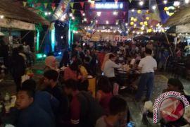 Peserta Luar Daerah Ikuti Festival Kuliner Sampit