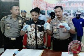 Polres Lamandau Tangkap Kurir Narkoba Lintas Provinsi
