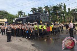 Polres Kotawaringin Timur Tingkatkan Kemampuan Pengendali Massa