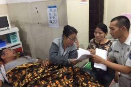 Jasa Raharja Jamin Biaya 8 Korban Tabrakan Maut di Tumbang Nusa