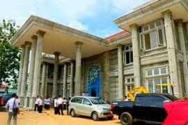 Pembangunan Rumah Jabatan Bupati Barut Selesai 2018