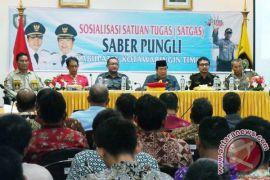 Satgas Saber Pungli Kotim Kumpulkan Kepala Desa, Untuk Apa?