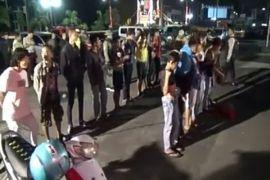 Warga Sampit Dukung Polisi Tangkap Preman dan Pemabuk Sering Meresahkan