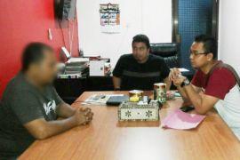 Polres Bartim Tangkap Pelaku Penipuan di Ternate