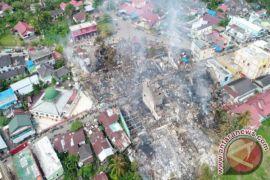 Duh! Kerugian Kebakaran di Puruk Cahu Rp15 Miliar