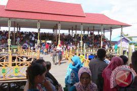 Pengelola Wisata Dermaga Kereng Bengkirai Kebanjiran Rejeki
