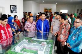 Bangun Gedung B RSUD Muara Teweh Dianggarkan Rp51 Miliar