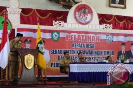 Wabup Kotim Ingatkan Dana Desa Bukan Milik Kades