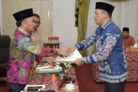 Fahrizal Jabat Plt Sekda Kalteng Gantikan Mugeni