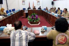DPRD Barito Selatan RDP Dengan Seluruh SOPD