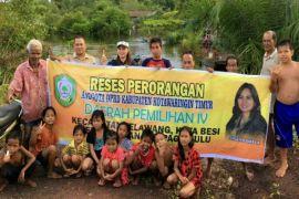 Legislator Kotim Nilai Reses Perseorangan Lebih Efektif
