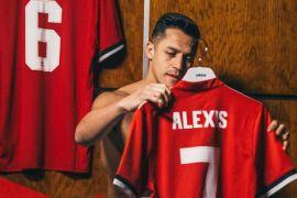 Alexis Sanchez tak perlu jalani hukuman 16 bulan penjara