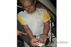Ditresnarkoba Polda Kalteng Bekuk Bandar Sabu di Kotim