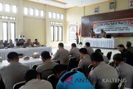 Polri Instruksikan Semua Polda Optimalkan Kekuatan TNI Jelang Pilkada