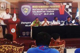 Juferri Simon Gantikan Andrey Narang Sebagai Ketua IMI Kalteng