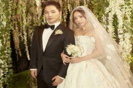 Selamat! Taeyang BIGBANG dan Hyo-rin menikah