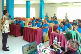 Seminar kamtibmas pilkada serentak di Muara Teweh