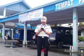 Angkutan umum kecamatan di Kotim kalah bersaing