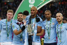 Juara, Manchester City masih tertinggal dari rivalnya Manchester United