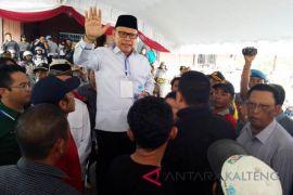 KPU Kapuas akui kesalahan, Mawardi-Muhajirin kembali ikut pilkada