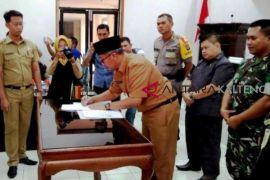 Pemkab Barut-Kodim tandatangani MoU bela negara