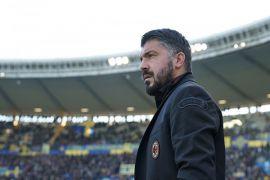 AC Milan perpanjang kontrak pelatih Gennaro Gattuso selama 3 tahun
