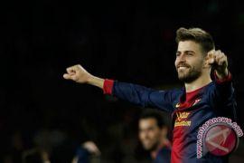 Barcelona hampir telan kekalahan atas Espanyol