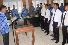 PAW anggota BPD di Barito Utara dilantik