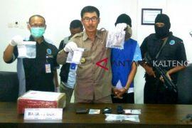 BNNP Kalteng tangkap kurir sabu-sabu 250 gram