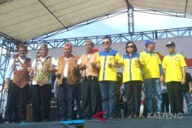 Deklarasi damai di Gumas sebagai komitmen kampanye santun