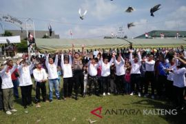 KPU Seruyan gelar deklarasi kampanye damai