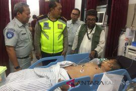 Pemprov Kalteng biayai perawatan korban kecelakaan maut